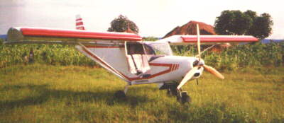 Sky Jeep STOL CH 701 in Tanzania, Africa
