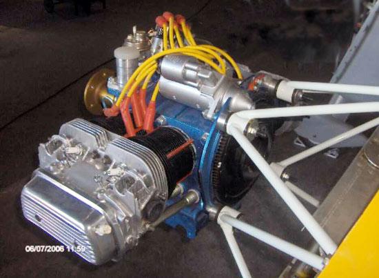 Custom Engine Installations in the Zenair STOL CH 701: VW