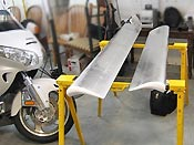 Leading Edge Wing Slats Assemblies