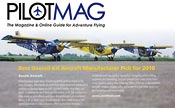"PilotMag's ""Best Overall Kit Aircraft Manufacturer Pick for 2010"""