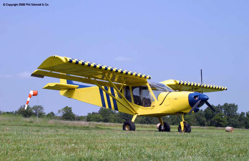 AMD STOL CH 750 LS PHOTOS from Aircraft Manufacturing & Design