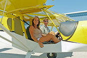 Zenith's new STOL CH 750 factory demo plane