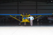 Al Stuber and the STOL CH 750