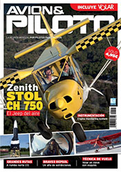 Avion & Piloto magazine, February 2013