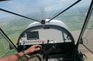 Flying the STOL CH 750 prototype  � 2008, Zenith Aircraft Company.