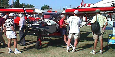 STOL CH 801 at EAA Oshkosh 1998
