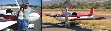 A Tale of Two Zodiacs: How two brothers built two planes in four months...