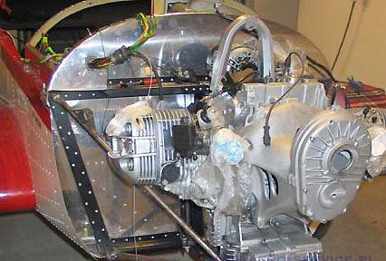 Самодельные двигатели для самодельных самолетов
