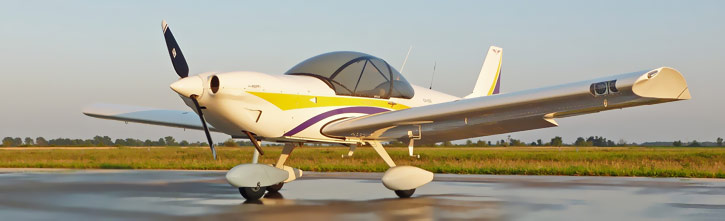 ZODIAC CH 650 - The NEW sport pilot-ready kit airplane from